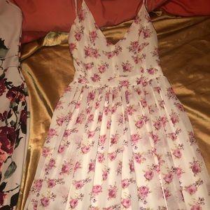 Long, Sleeveless Dress